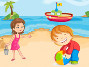 Beach Kids Differences
