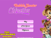 Chipettes Bubble Shooter