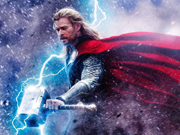 Thor The Dark World - Spot the Numbers