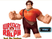 Wreck it Ralph - Spot the Numbers